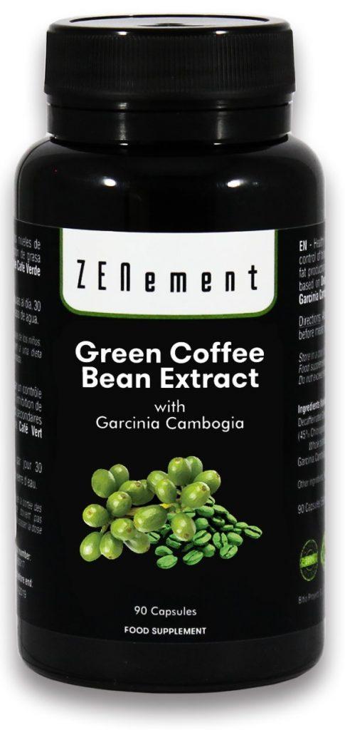cafe verde propiedades y como consumirlo