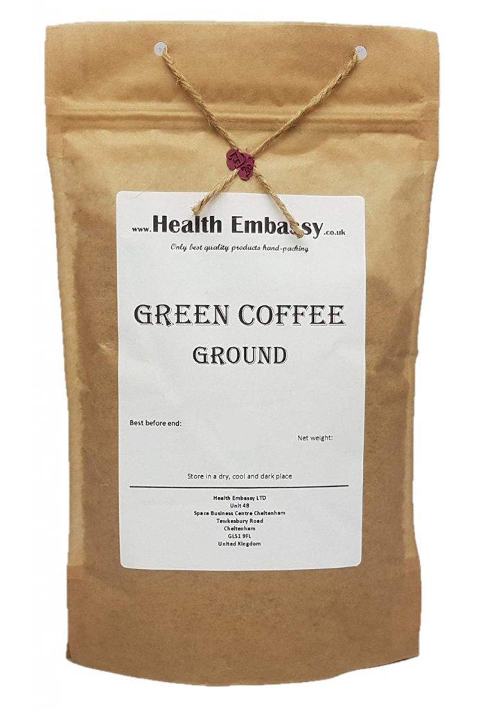 cafe verde adelgazar