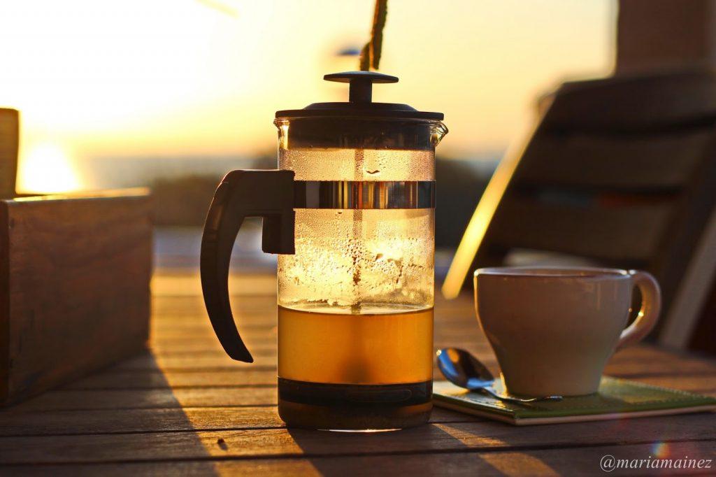 como tomar café verde natural