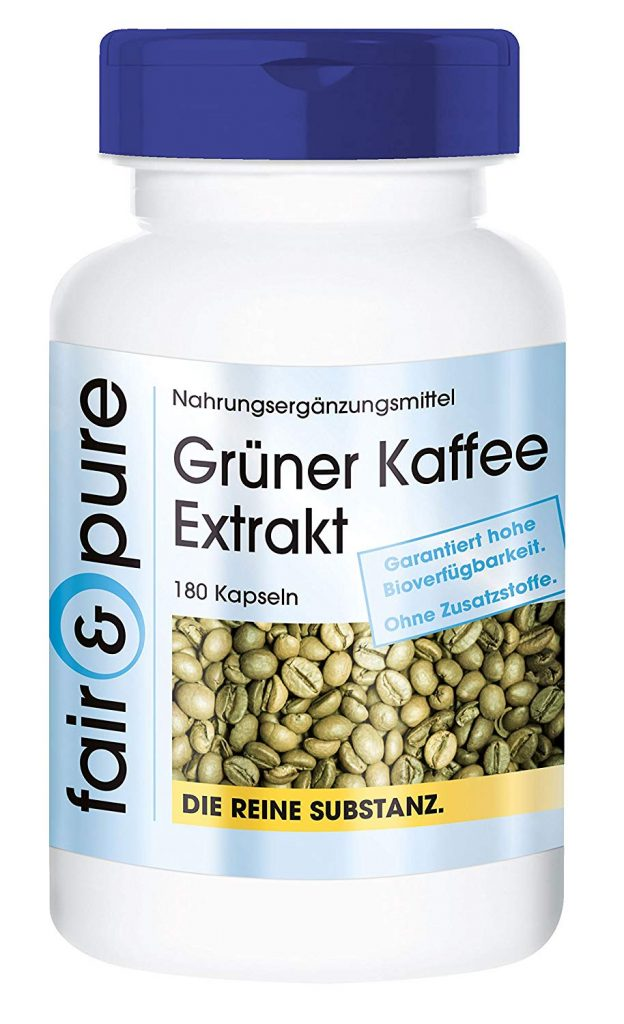 cafe verde capsulas para adelgazar
