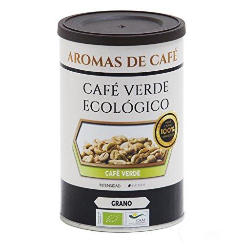 café verde de jengibre