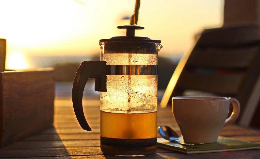 cafe verde con jengibre propiedades
