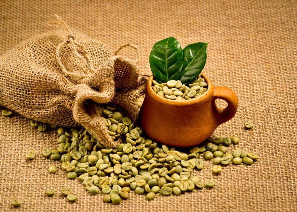 cafe verde en grano para que sirve