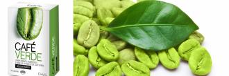 Café verde Mercadona
