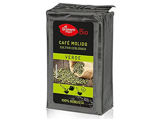 compra de cafe verde molido