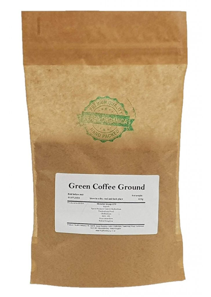 cafe verde molido comprar