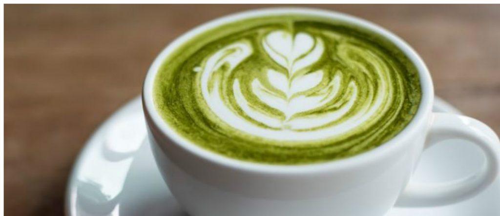 cafe verde molido