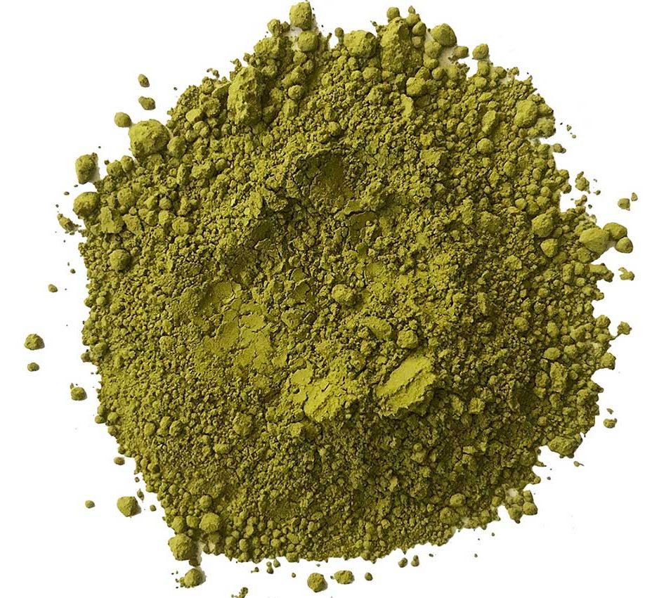 cafe verde molido propiedades
