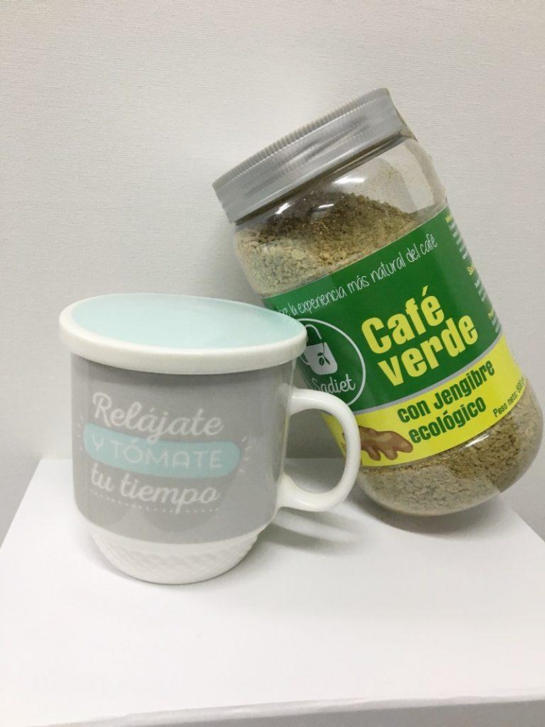 cafe verde u oro