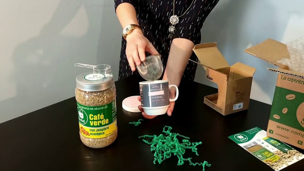 comprar cafe verde sadiet