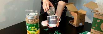 Café verde Sadiet