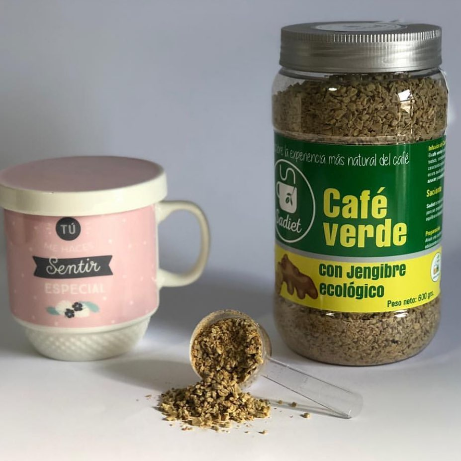 cafe verde usos