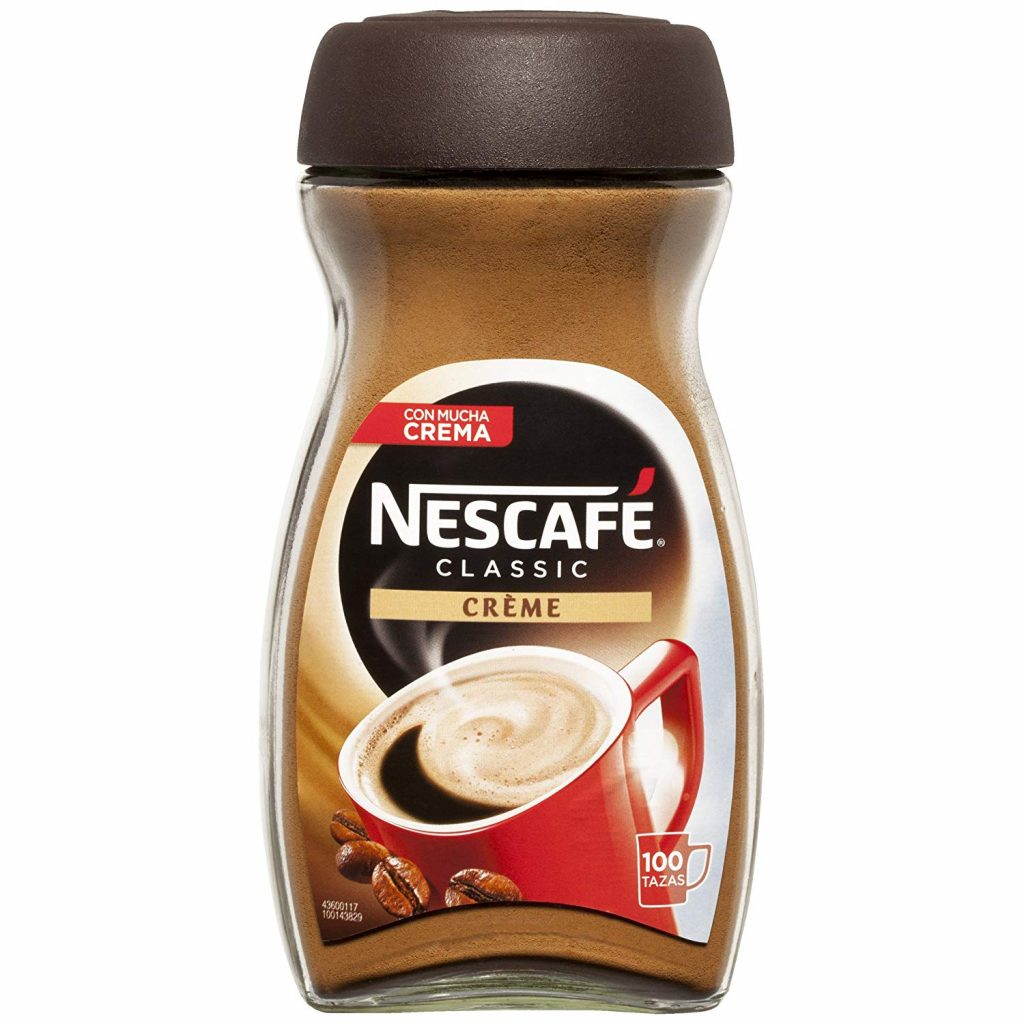 cafe verde soluble nescafe