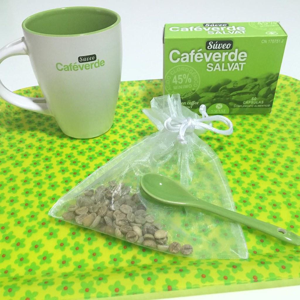 suveo cafe verde