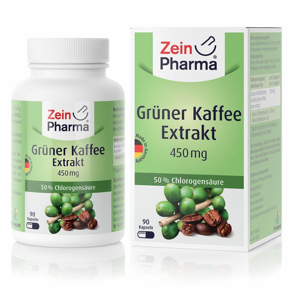 extracto de cafe verde precio