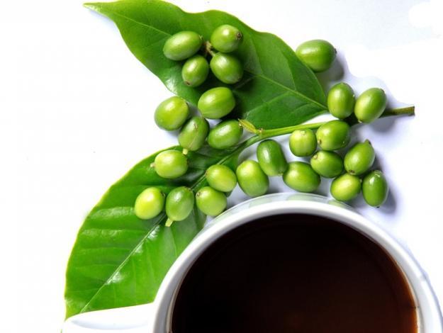 café verde beneficios