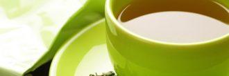 Café verde infusión