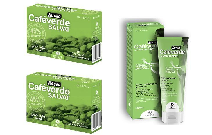 cafe verde salvat efectos secundarios