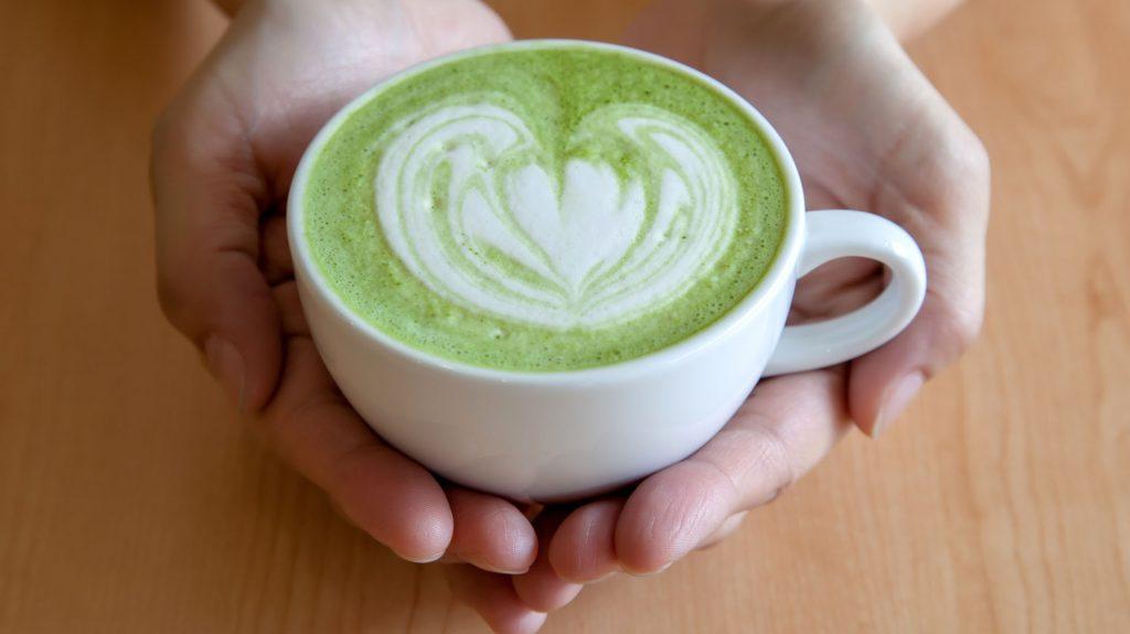 para que sirve un café verde
