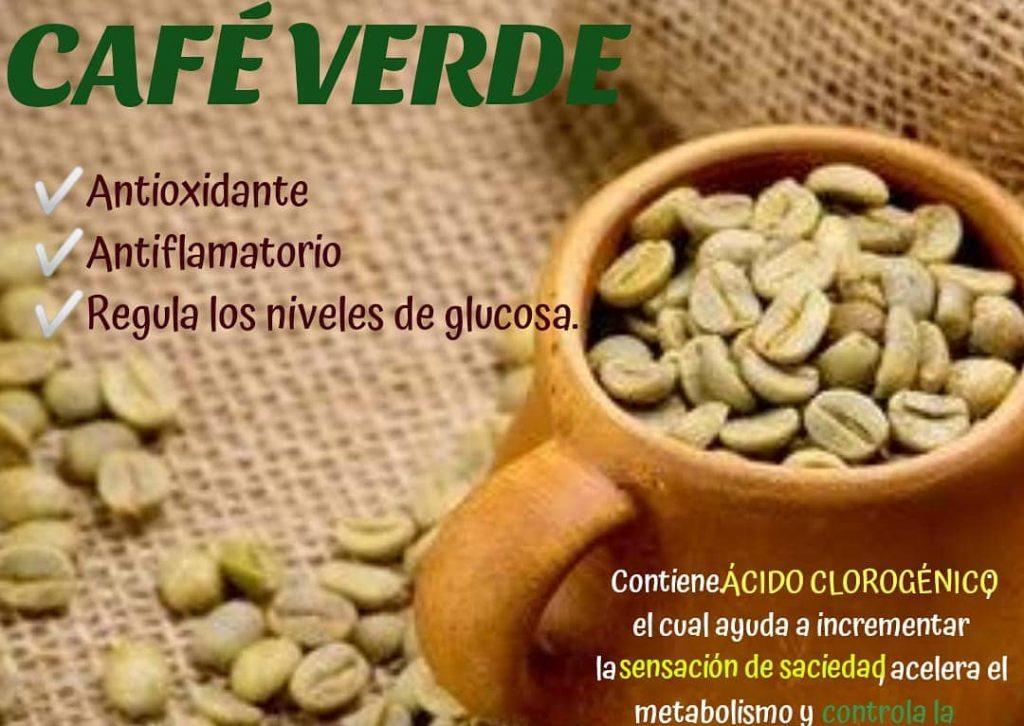 como preparar extracto de cafe verde